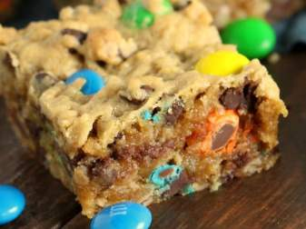 How Long To Bake Monster Cookie Bars