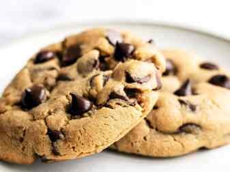 Skippy Peanut Butter Cookies With Chocolate Chips