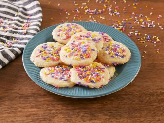Cookies From Flour Sugar And Butter