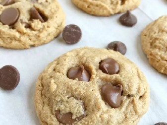 How To Make Cookies Without Using Flour