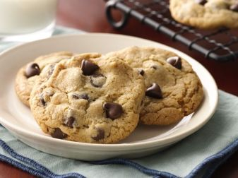 Chocolate Chip Cookies With Extra Butter