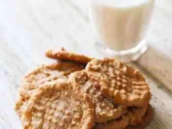 Homemade Peanut Butter Cookies Without Brown Sugar