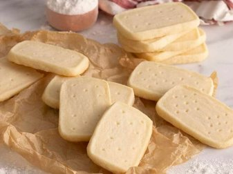 How To Make Butter Shortbread Cookies