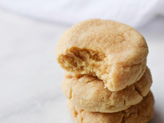 Should Snickerdoodle Dough Be Sticky