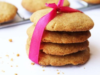 Cookies Made With Millet Flour