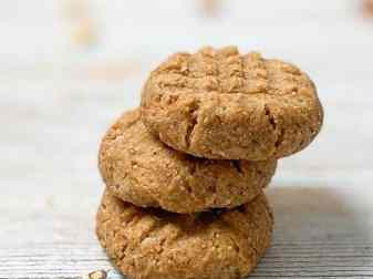 Can I Use Almond Flour To Make Peanut Butter Cookies