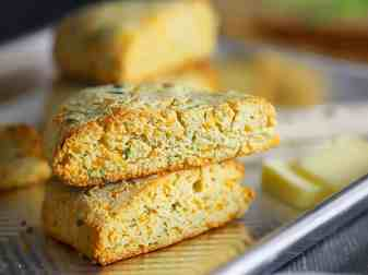 Can You Make Cheese Scones With Almond Flour