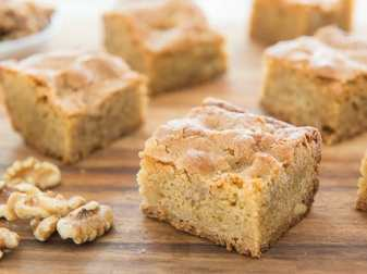 Blonde Brownie Recipe Without Chocolate Chips