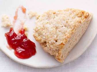 Scones Made With Cream Not Butter