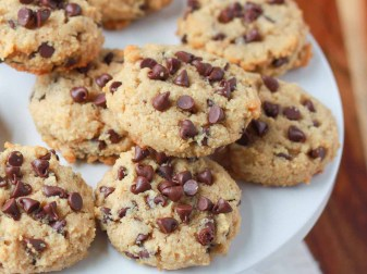 How To Make Chewy Almond Flour Cookies