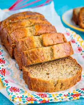 Can You Put Sour Cream In Banana Bread