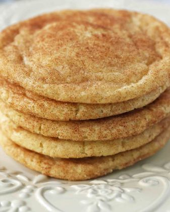 A Recipe For Snickerdoodle Cookies