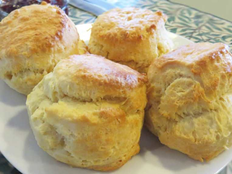 How To Bake Nice Fluffy Scones