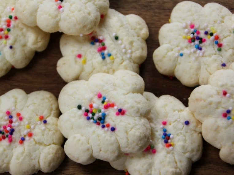 How To Make Cookies With Corn Flour