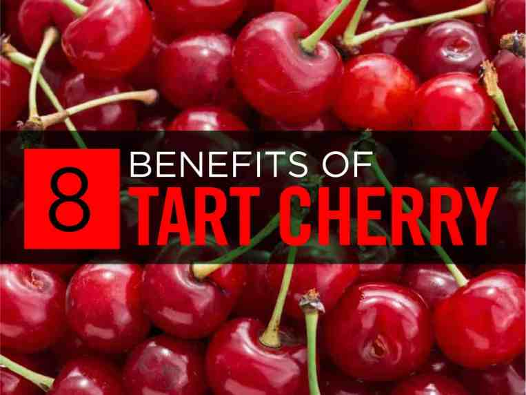Tart Cherry Extract: Benefits, Side Effects & Dosage