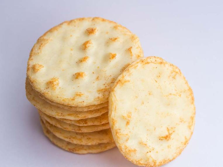 How to Make Rice Crackers for Toddlers