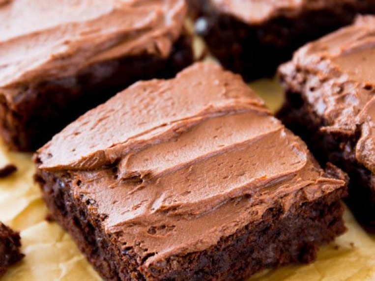 Chewy Fudgy Brownies Recipe