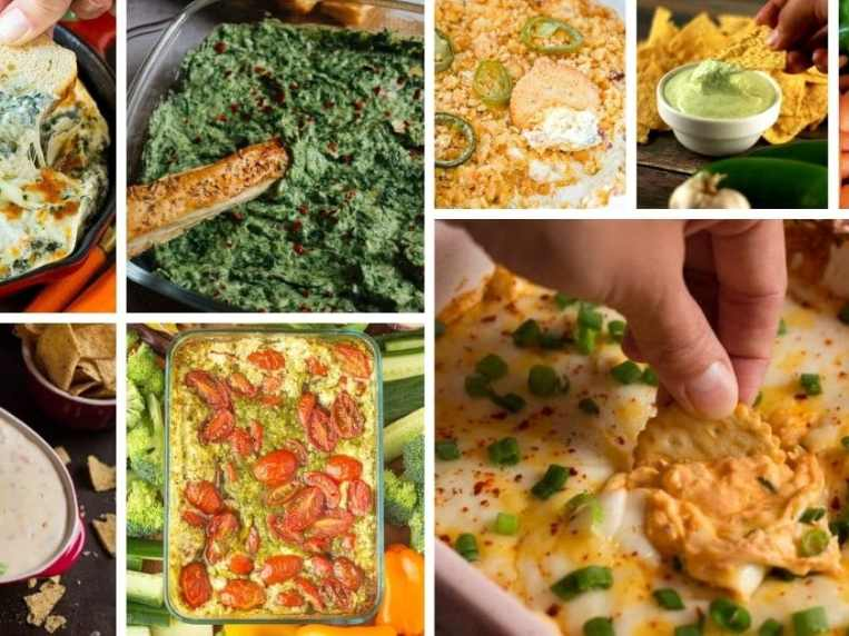 25 of The Best Savory Dip Recipes for Sharing