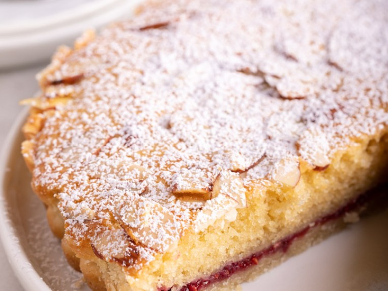 Bakewell Tart {Easy Recipe with Photo Steps} Confessions of a
