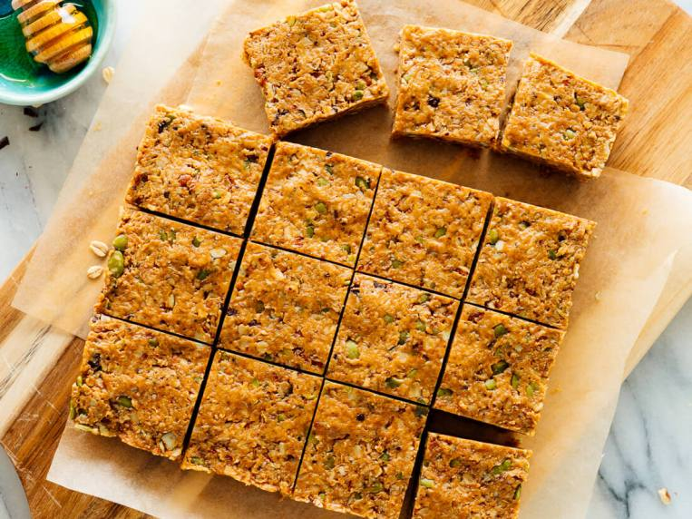 Cookie And Kate Energy Bars
