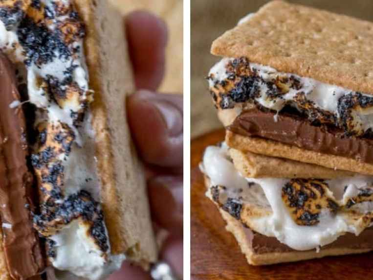 What Crackers Do You Use To Make S'mores