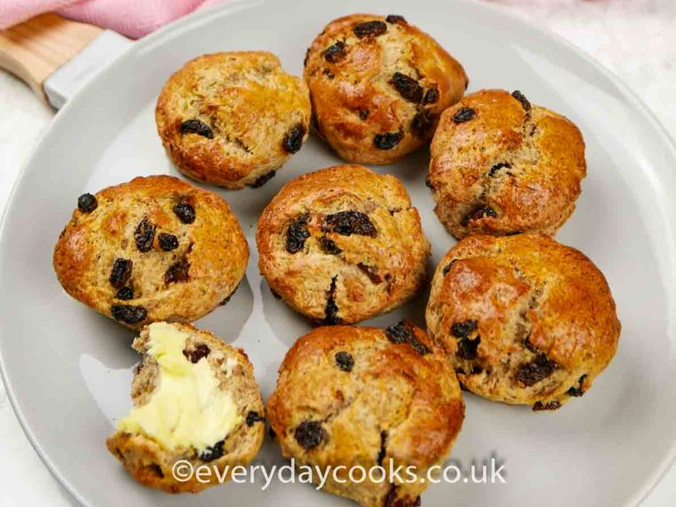 Wholemeal Fruit Scones
