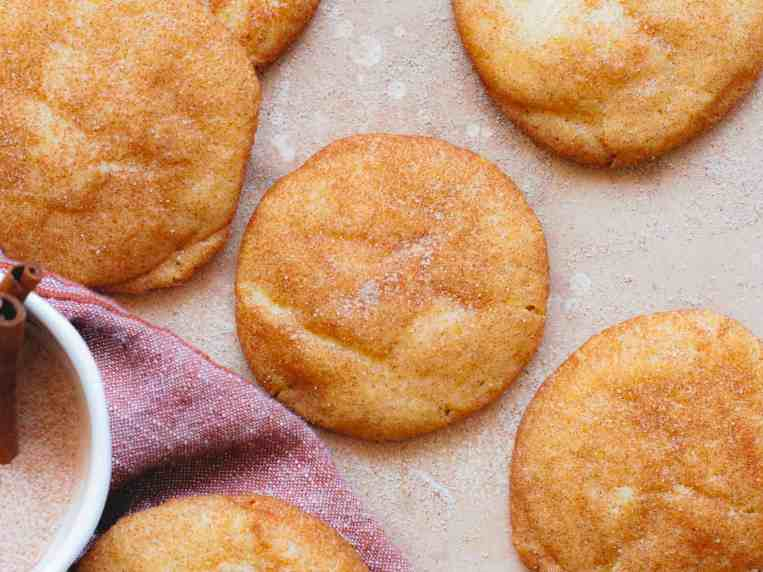 How To Make the Best Homemade Snickerdoodles