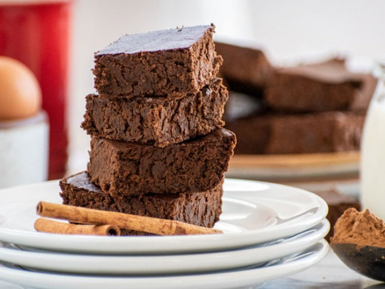 Recipe: Fudgy Black Bean Brownies – Cleveland Clinic