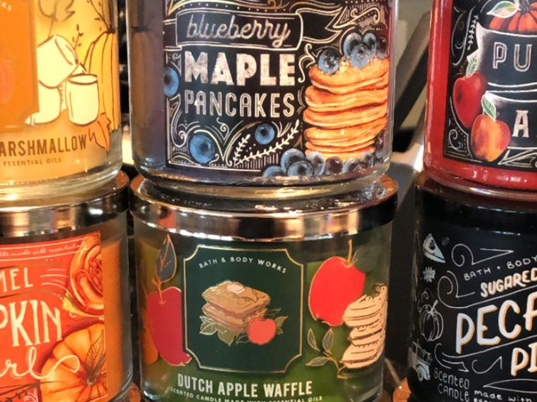 Bath & Body Works Just Released Another Batch of Fall Candles