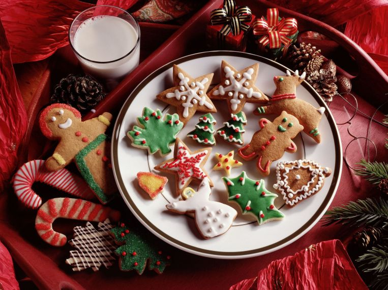 History Behind Your Favorite Holiday Cookies