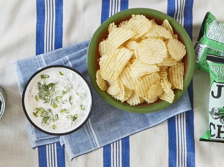 Dips For Crackers Or Chips