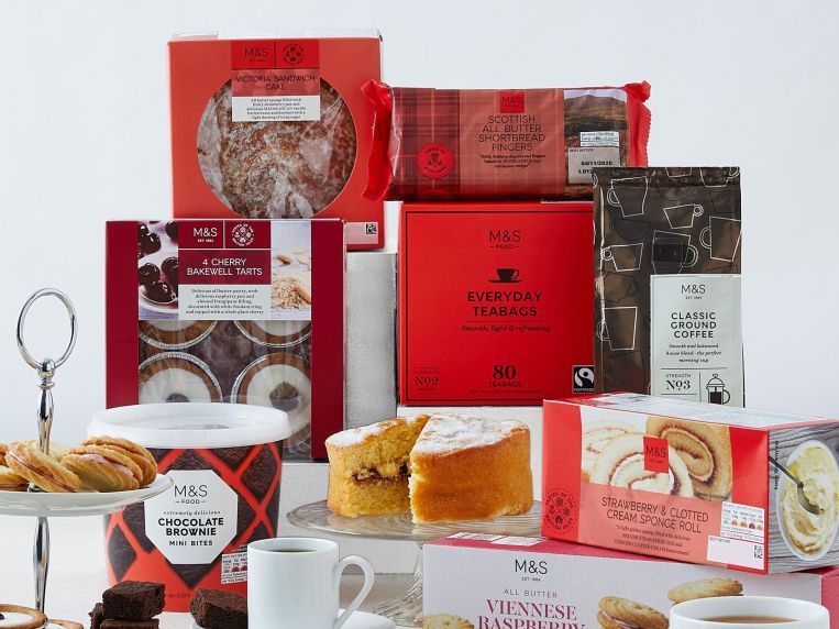 Afternoon tea delivery services 2021: Best cream tea delivery to