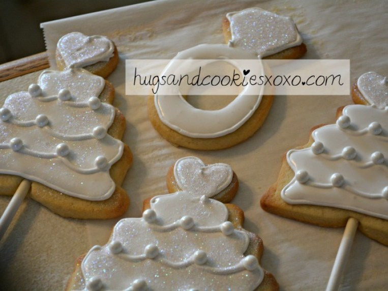 How To Make Butter Cookies With Royal Icing