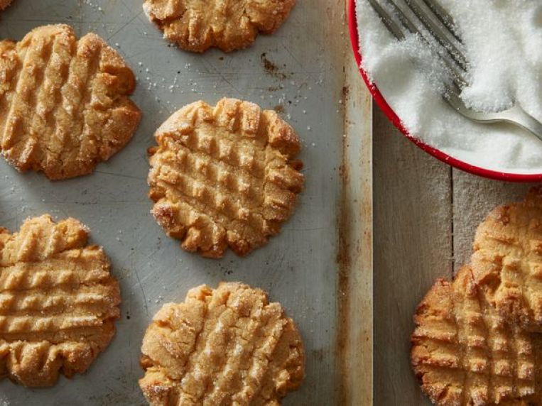 Easy Cake Mix Peanut Butter Cookies Recipe
