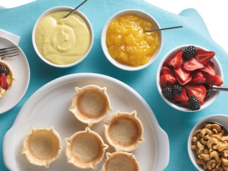 Can You Make A Tart With Pie Crust