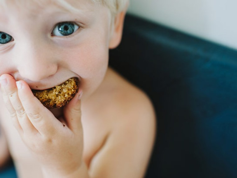 Healthy Snack Ideas for Toddlers & Kids