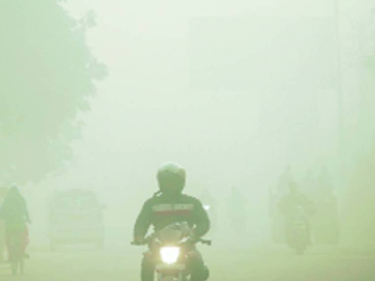 Stubble burning, crackers on Diwali and dip in mercury made Delhi's