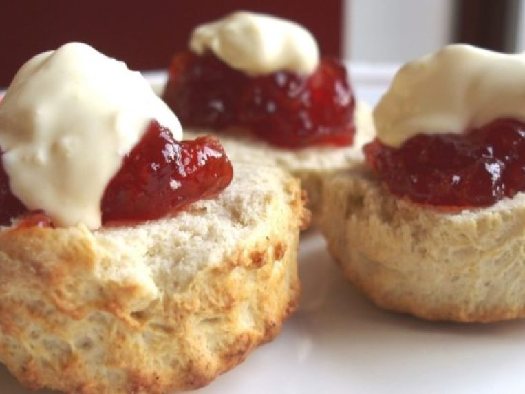 'A British scone is not an American biscuit and I know the difference