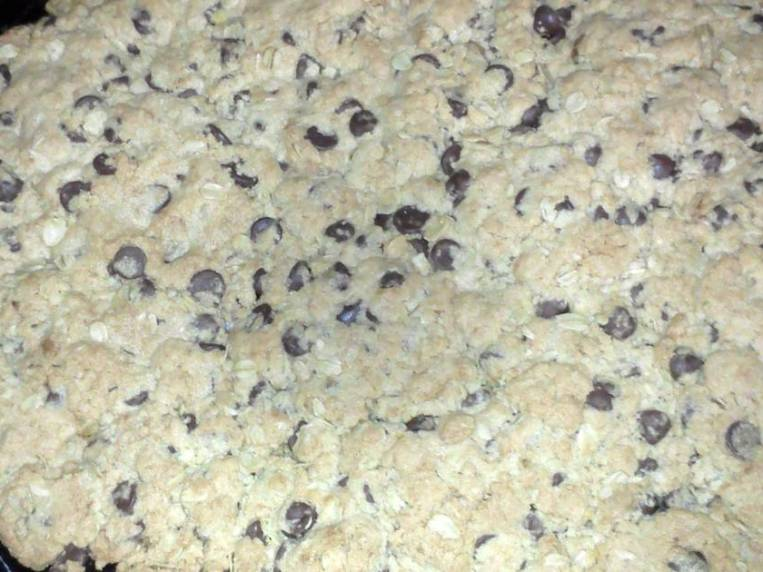 63 easy and tasty giant choc chip cookie recipes by home cooks