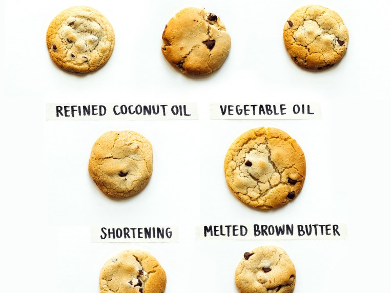 Is It Better To Make Cookies With Butter Or Oil