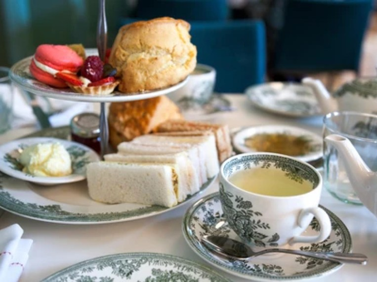 How Do the British Really Eat Scones?