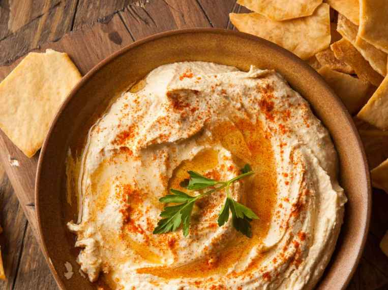What to Eat with Hummus: 16 Delicious Ways Besides Crackers and