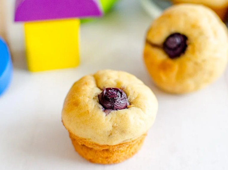 First Muffins For Baby
