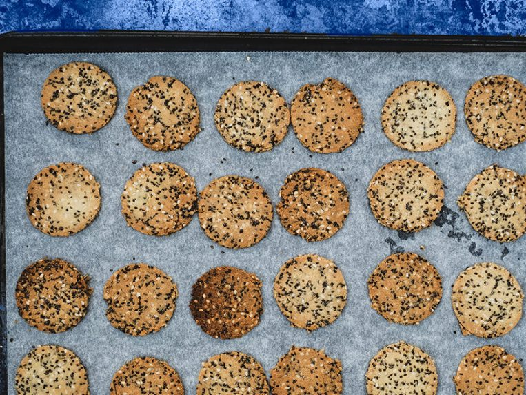 Low Carb Crackers: 8 Ways to Add Crunch to Keto