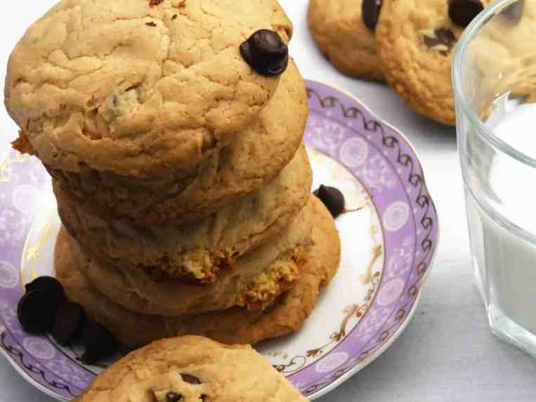 Chocolate Chip Cookies Without Brown Sugar » Recipefairy.com