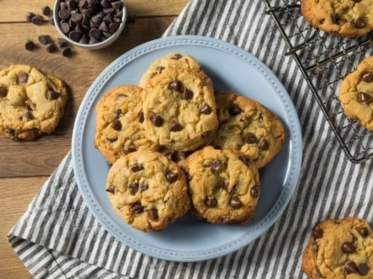 Chocolate Chip Cookies Without Baking Soda: the easy recipe for