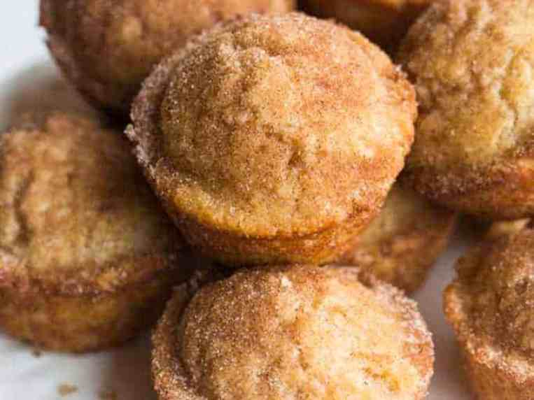 How To Make Snickerdoodle Muffins
