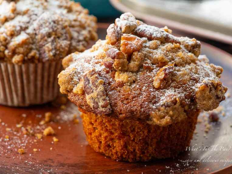 How to store homemade muffins -