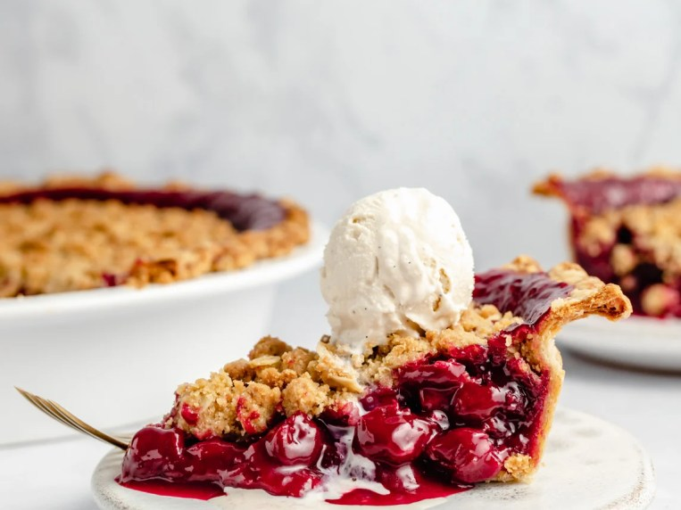 The Best Tart Cherry Pie You'll Ever Eat