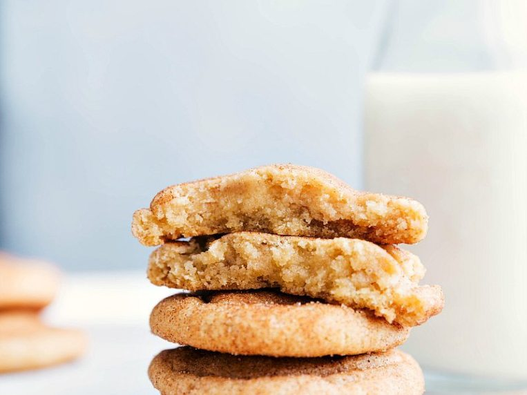 Snickerdoodles {Soft & Chewy}